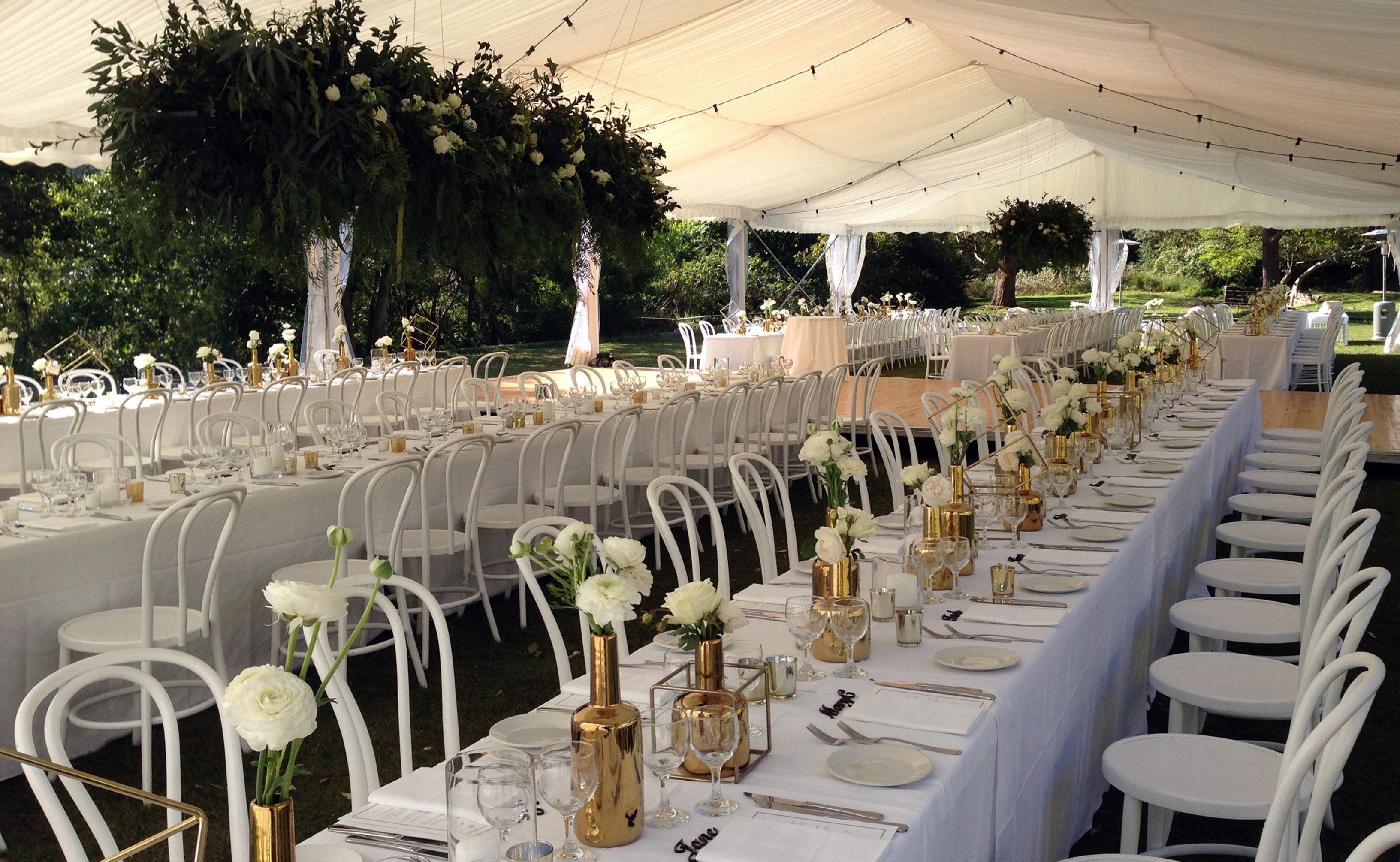 Wedding reception marquee hire nsw act qld dreamy wedding reception marquees junglespirit Images