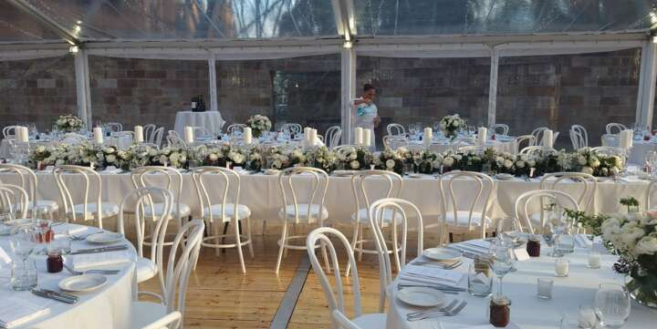 event marquees wedding furniture hire