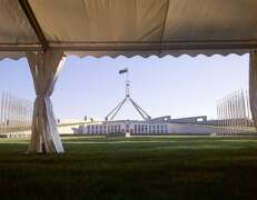 canberra marquee hire