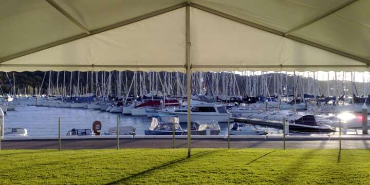 marquees for hire in Sydney