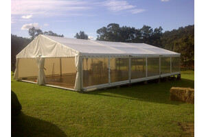 10x15m marquee