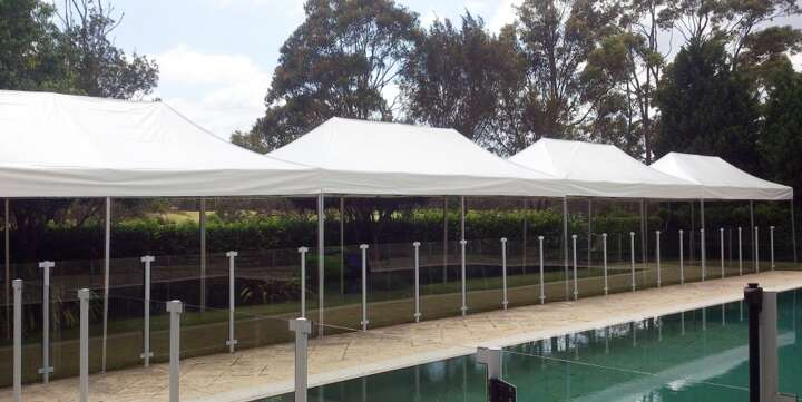 SMALL MARQUEE HIRE