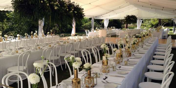 WEDDING MARQUEE HIRE : chair and table hire brisbane - Cheerinfomania.Com