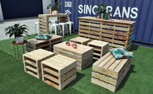 Pallet Furniture Customisation Options