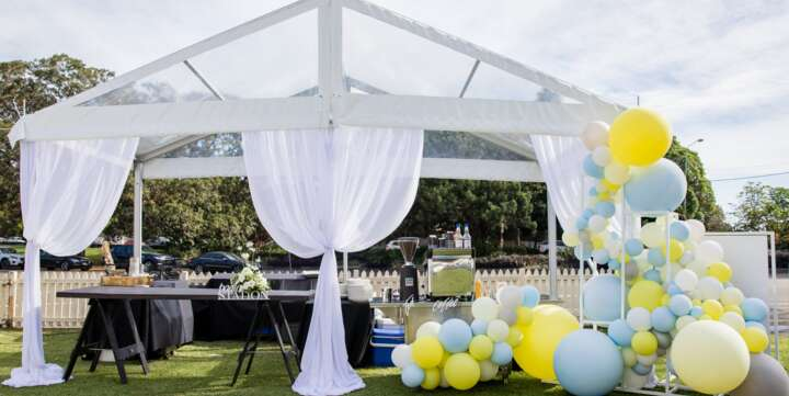 Quality Marquee Hire | All Events & Functions in NSW, VIC, ACT and QLD