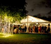 Clear Marquee Hire by Event Marquees | © Event Marquees