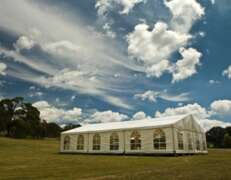 10m x 15m marquee hire Event Marquees