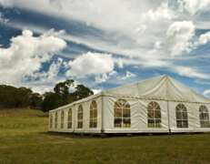 10m x 15m marquee hire