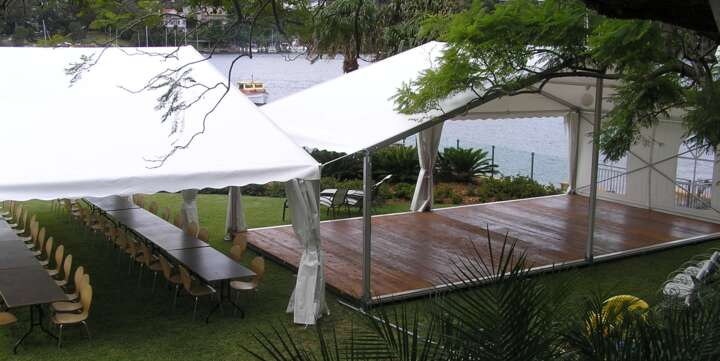 party tent and dance floor for hire & Party Tent Hire in NSW ACT and QLD | Quality service u0026 products
